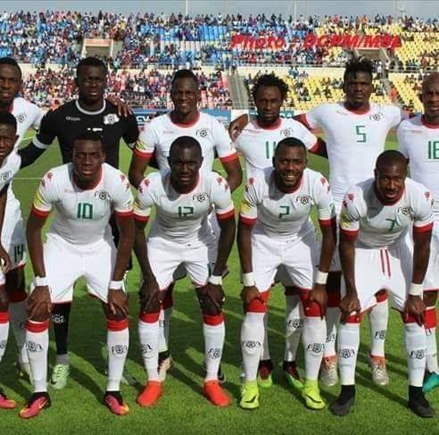 Elim CAN 2022: le Burkina-Faso obtient son billet pour le Cameroun
