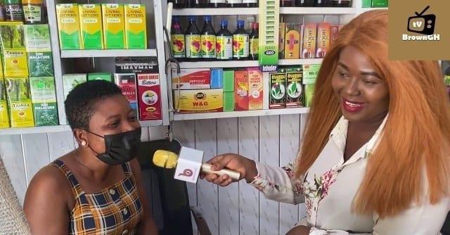 """Ghana/Une Infirmière Révèle Sa Position Sexuelle Préférée Et Donne Ses Raisons : """"J'aime La Levrette Que Tout…""""-Vidéo"""
