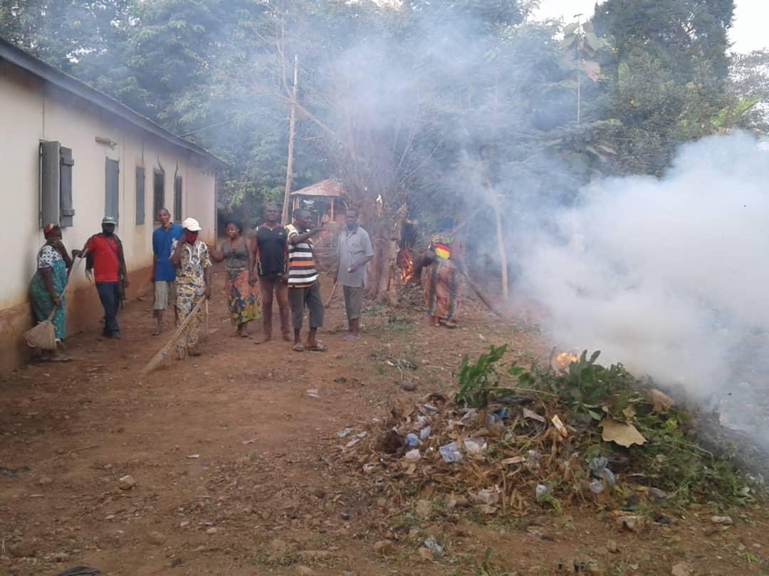 Togo/ Kévé-Assahoun: Le Mej Annonce Une Nouvelle Activité De Salubrité Pour Ce Samedi