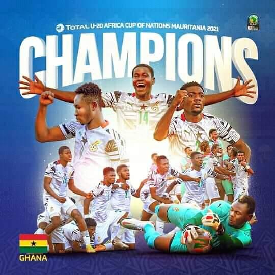 Can U 20: Le Ghana Remporte Son Quatrième Titre