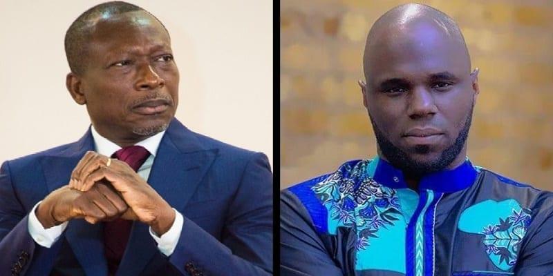 Kémi Séba à Talon:»le Bénin n'est pas une propriété privée»
