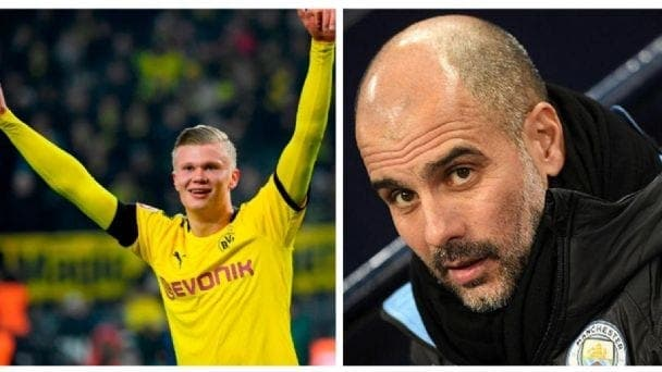 Ldc / Man. City-Dortmund: Guardiola Évoque Son Adversaire Et Sa Star Haaland