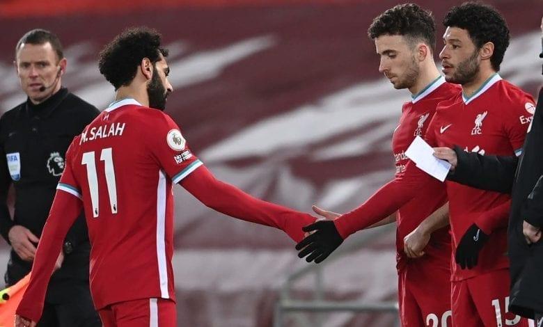Le tweet mystérieux de l'agent de Salah après son remplacement contre Chelsea