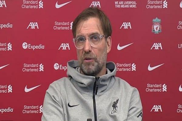 Liverpool : Jurgen Klopp évoque l'avenir du club en cas de non qualification pour la Ligue des champions