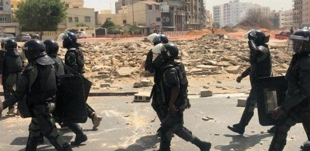 Manifs Pro-Sonko : Plusieurs Arrestations À Ziguinchor