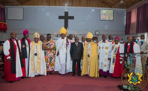 "Ghana/Nana Akufo-Addo: ""Tant que je serai président, il n'y aura pas de mariages homosexuels"""