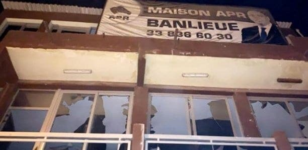 Saccage Du Siège De L'apr De Mbao : Abdou Karim Sall Visé