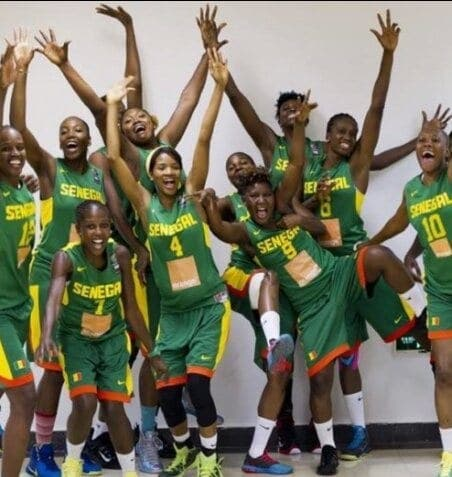 Afrobasket Dame: Un Stage Pour Les Lionnes Du Sénégal