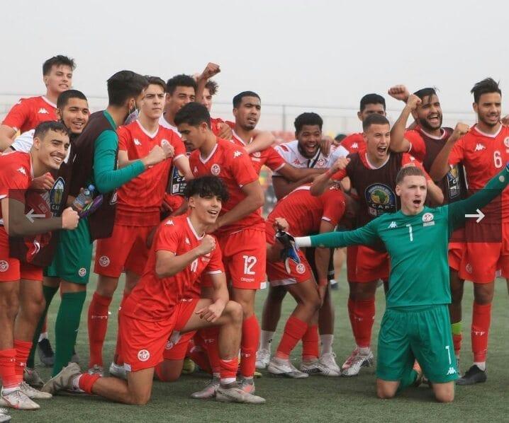 Gambie Vs Tunisie Pour La Troisième Place