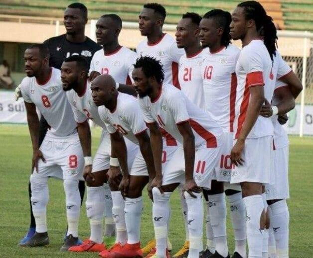 Football: Les Étalons Vont Recevoir Sur Terrain Neutre