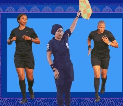 CAN U20 2021: les trois arbitres dames ont adoré leurs sélections