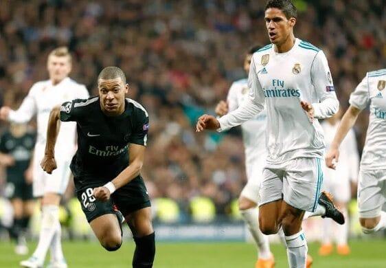 Real Madrid: Voici L'Appel De Varane À Kylian Mbappé