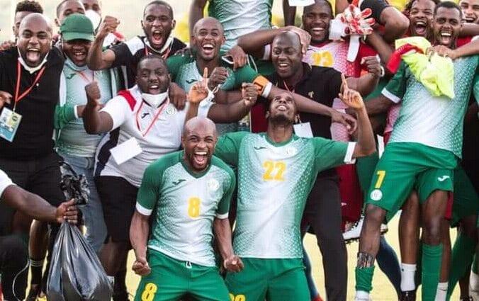 Elim CAN 2022: les Comores sont qualifiés avant la dernière journée