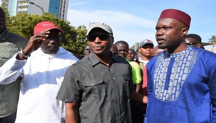 Sénégal : Malgré Les Violences, L'opposant Ousmane Sonko Est De Nouveau Placé En Garde À Vue…Le Gouvernement Menace !