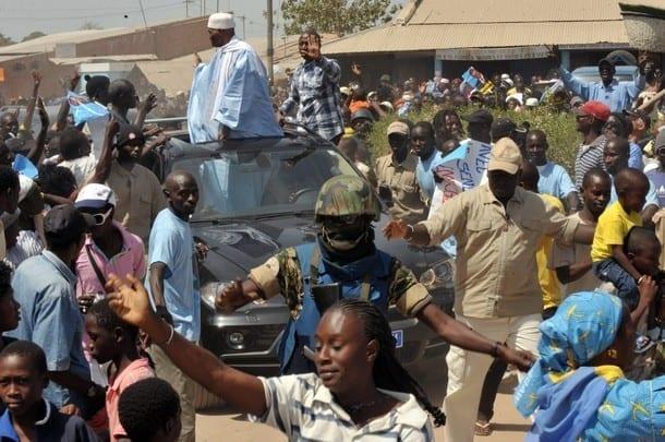 Senegal: Une Foule Vers La Place De L'Obélisque Pour Exiger Le Depart De Macky Sall (Video)