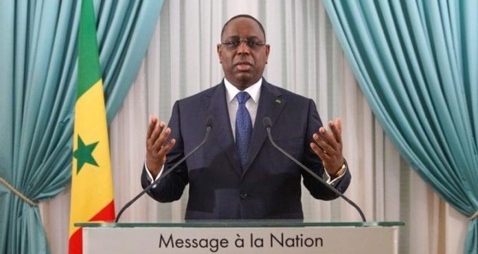 Situation Du Sénégal: Le Président Macky Sall S'adresse À La Nation, Ce Lundi À 20 Heures