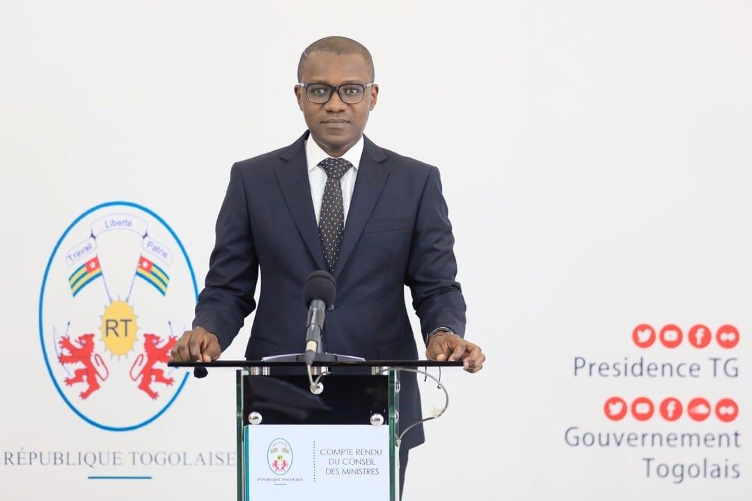 Togo Voici Le Contenu Du Conseil Des Ministres De Ce 03 Mars