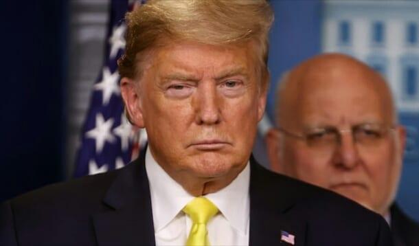 USA : Donald Trump abandonne son blog
