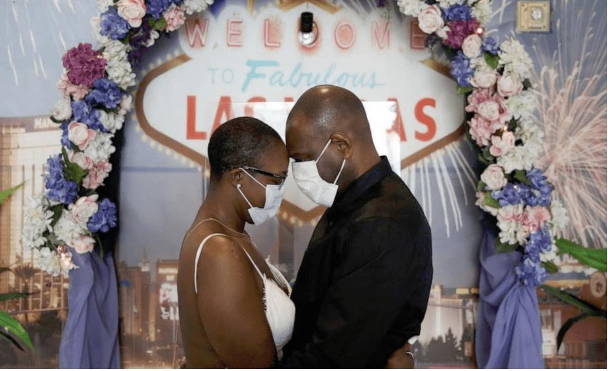 Un Mariage À Las Vegas ? Avec La Covid, Cela Va Être Plus Compliqué