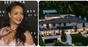 Rihanna : L'Artiste S'Offre Une Maison À 14 Millions De Dollars