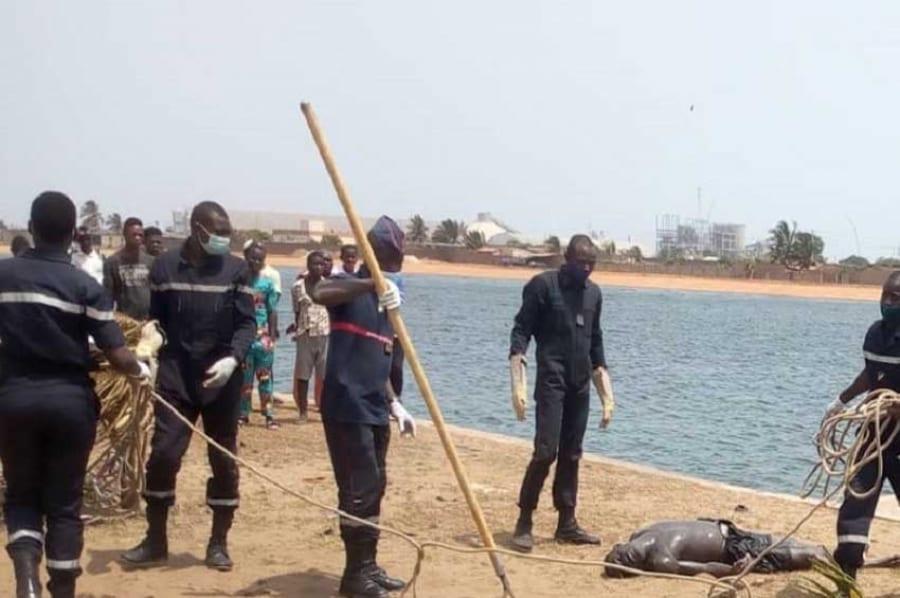 Togo : un nouveau corps sans vie découvert dans le 4e lac