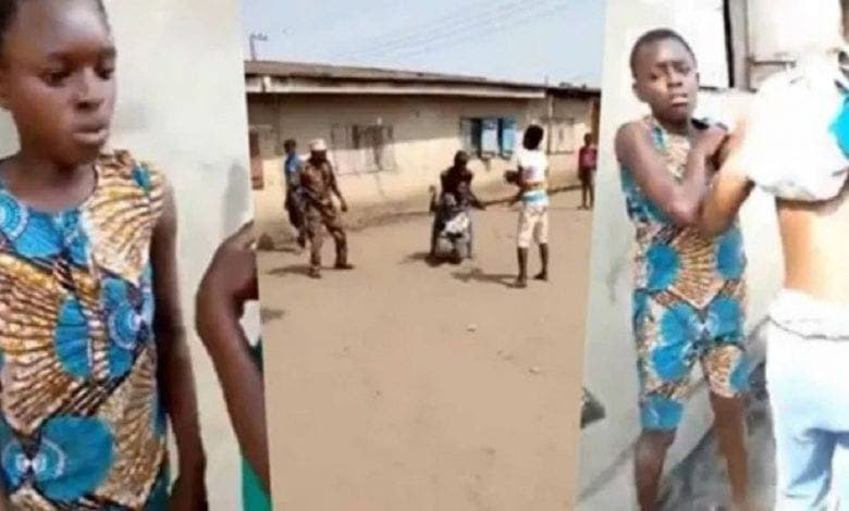 Une fille de 16 ans, mère de 4 enfants, battue pour infidélité