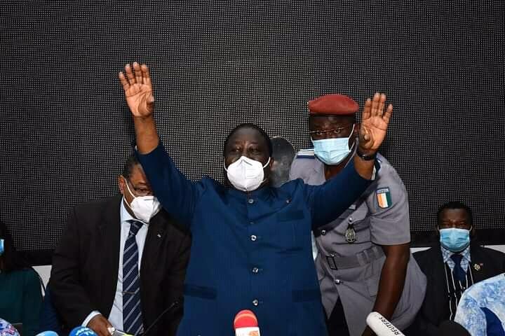 Acquitté par la CPI, Laurent Gbagbo décide de s'installer au Burkina Faso