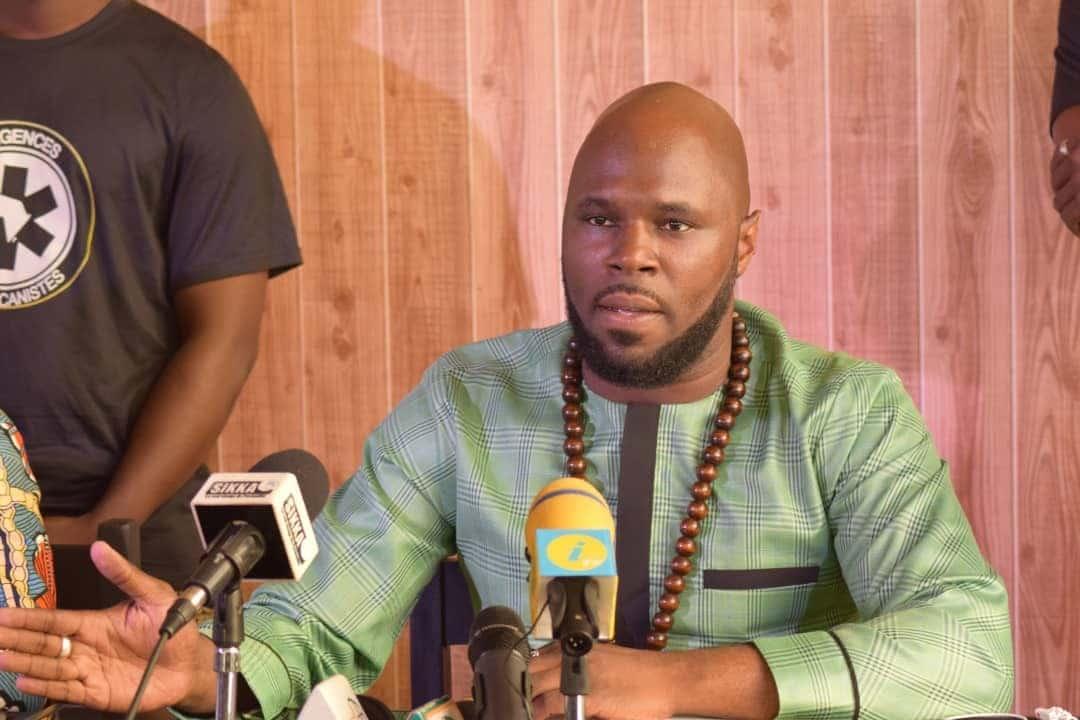Kemi Seba : « Je dirigerai l'Union Africaine tôt ou tard »