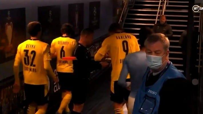 Ldc / Un Arbitre Demande Un Autographe À Haaland: Le Patron Des Arbitres De L'uefa En Colère Réagit!