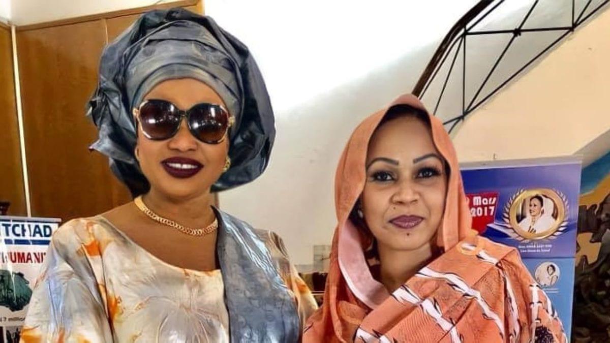Mali : Oumou Sangaré Au Chevet De Mme Hinda Déby