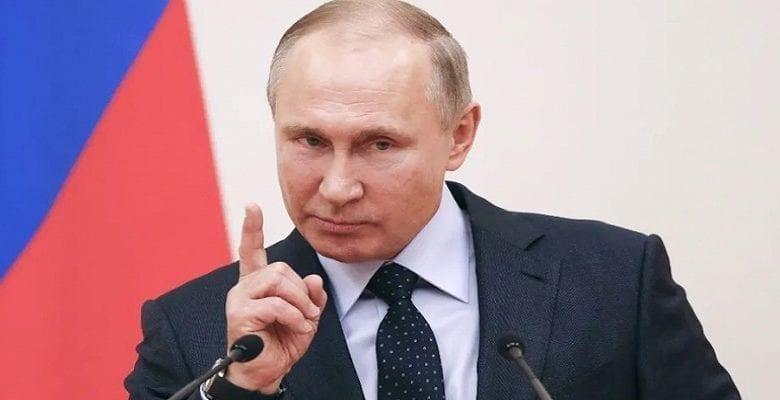 Russie : Vladimir Poutine Férie 10 Jours En Mai Pour Lutter Contre La Covid-19