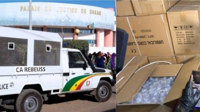 SENEGAL : Le verdict vient de tomber pour les personnes arrêtées dans l'affaire des médicaments non autorisés
