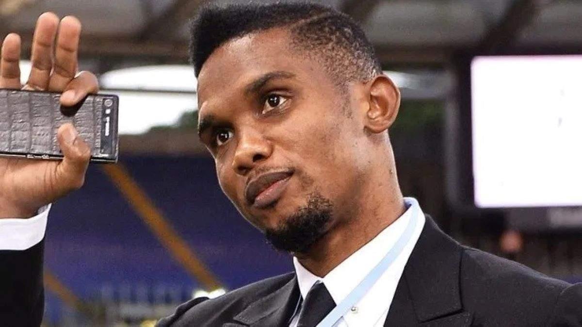 """Samuel Eto'o sur ORTM : """"Le Cameroun peut organiser une Coupe du Monde"""""""