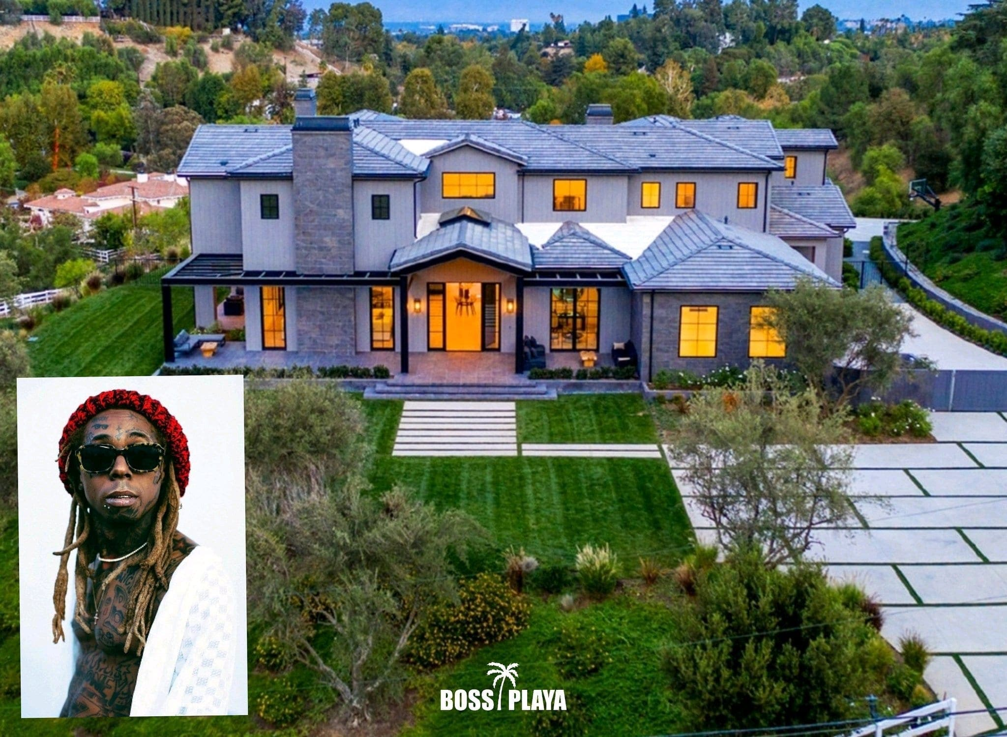 Lil Wayne S'Offre Une Maison À Plus De 8 Milliards De Fcfa