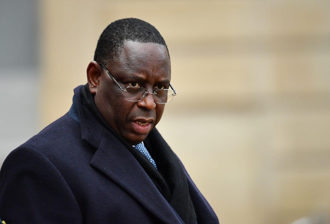 En visite à Bruxelles, Macky Sall hué par la diaspora sénégalaise