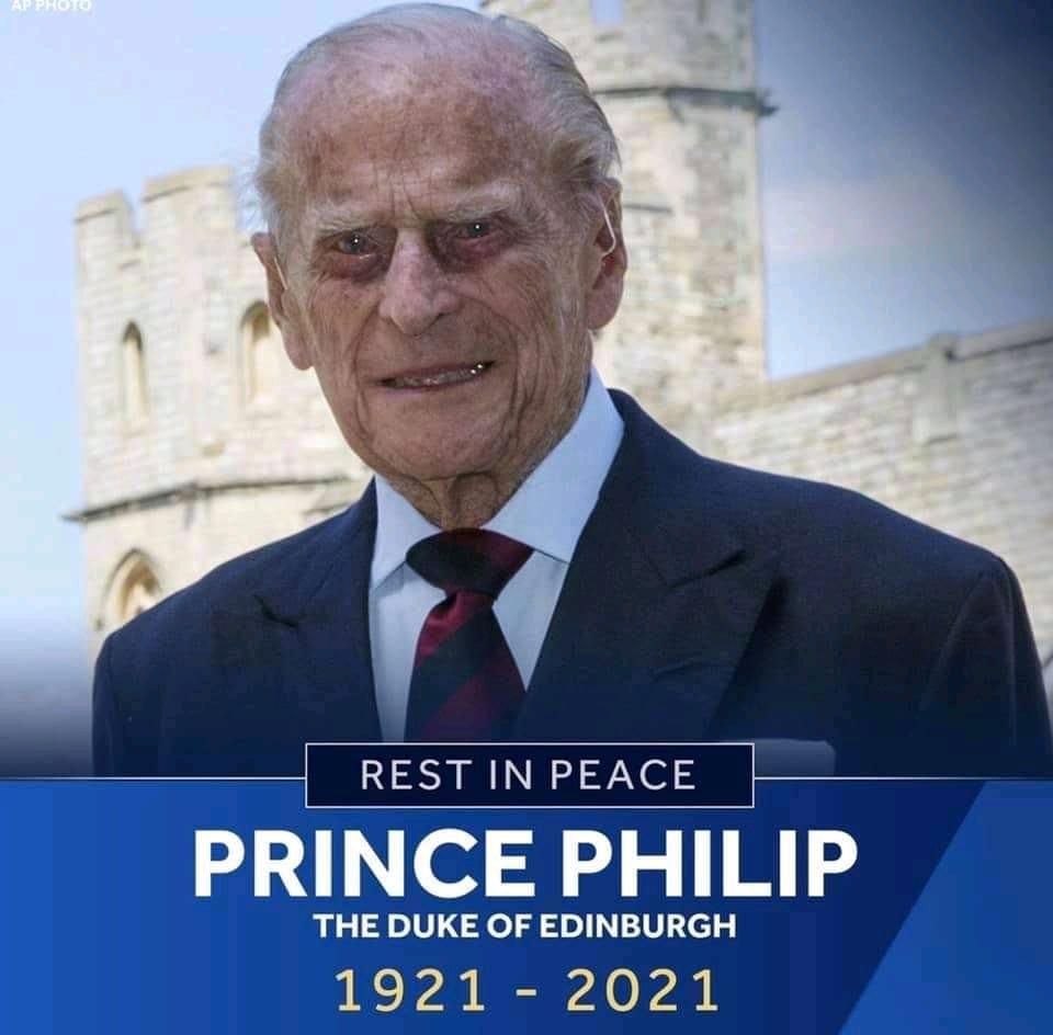 Décès Du Prince Philip, Époux De Elisabeth Ii À 99 Ans