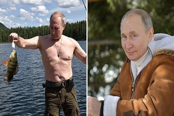Vladimir Poutine, l'homme le plus sexy de la Russie (sondage)