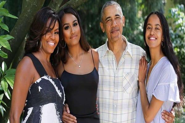 Barack Obama : les conseils de l'ancien président aux pères sur comment éduquer leurs filles