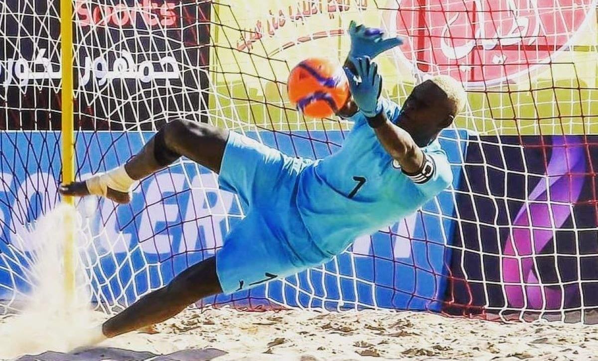 Beach soccer (CAN 2021) : les 15 Lions du Sénégal pour défendre le titre