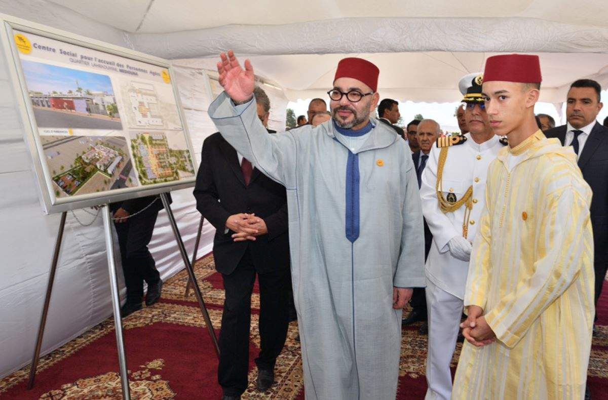 Casablanca Évite Une Colère De Mohammed Vi