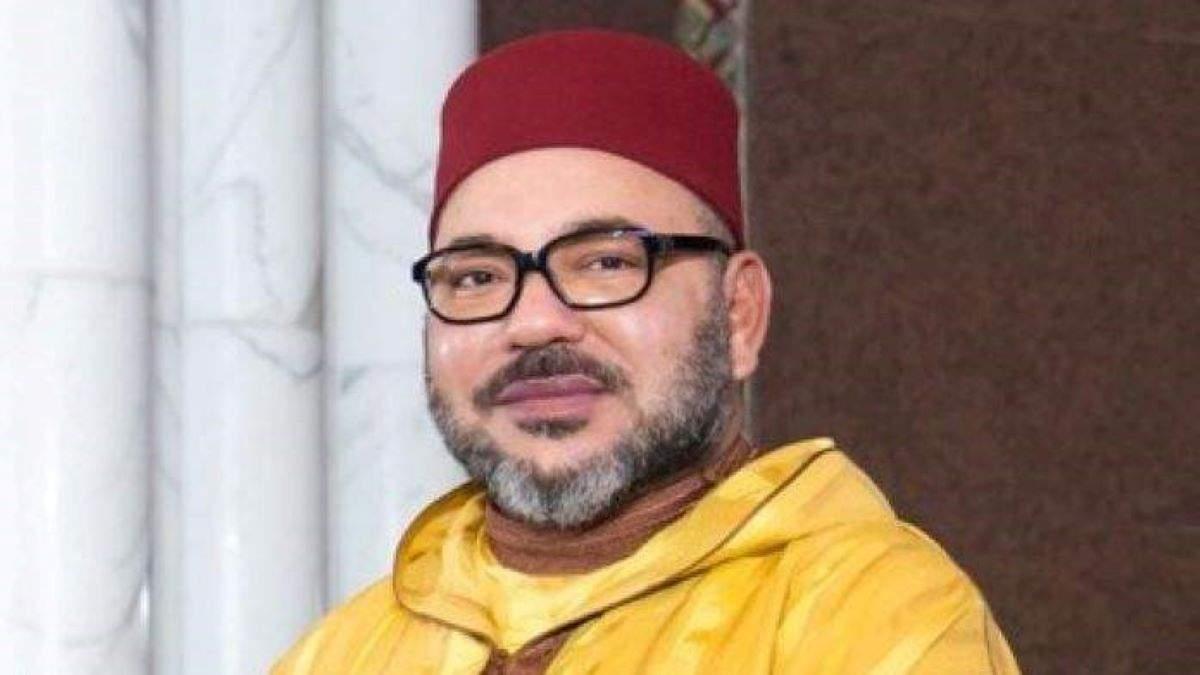 Casablanca : Un Des Nonuplés De La Malienne De Tombouctou Baptisé Mohammed Vi