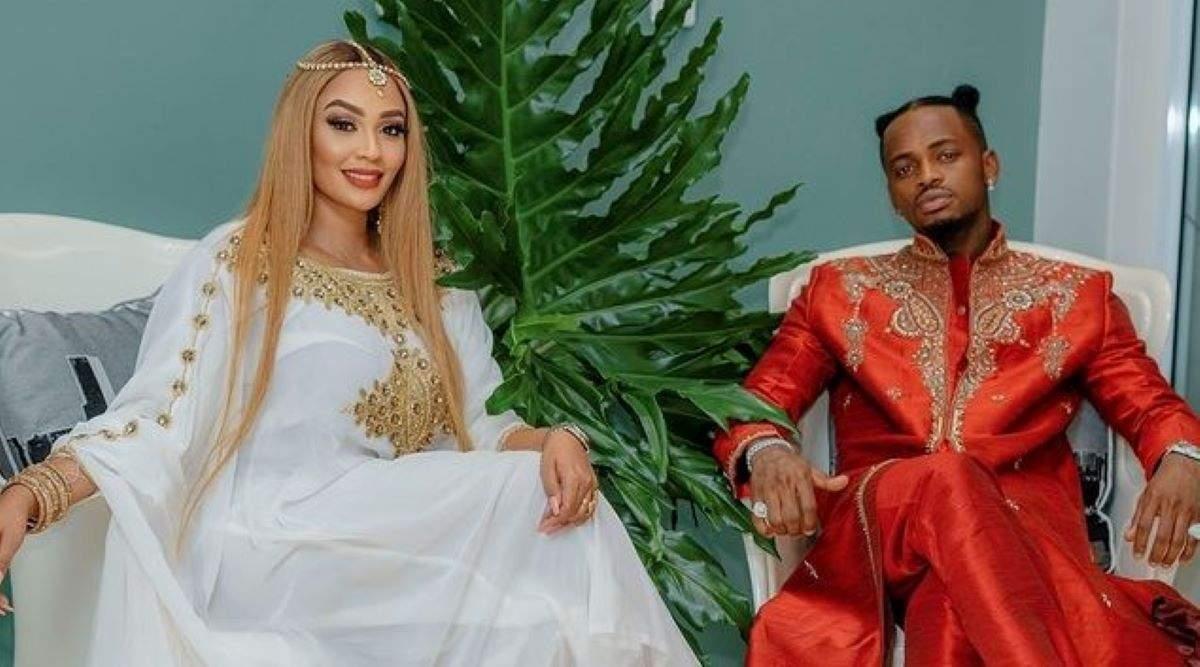 Diamond Platnumz Et Zari Hassan, Le Beau Couple !