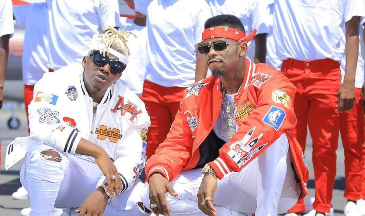 Diamond Platnumz Bientôt En Featuring Avec Chris Brown