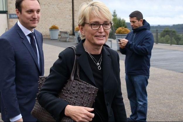 France/Élections départementales : Claude, la fille de Jacques Chirac annonce sa candidature