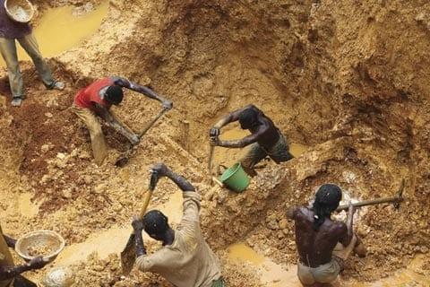 Guinée : plusieurs morts dans l'effondrement d'une mine d'or