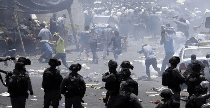Israël : Des centaines de blessés après de nouveaux affrontements