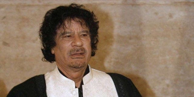 Kadhafi : son avion présidentiel sera bientôt en Libye