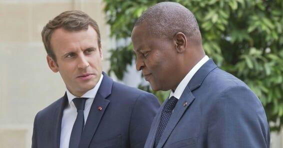 La France suspend l'aide budgétaire destinée à la Centrafrique