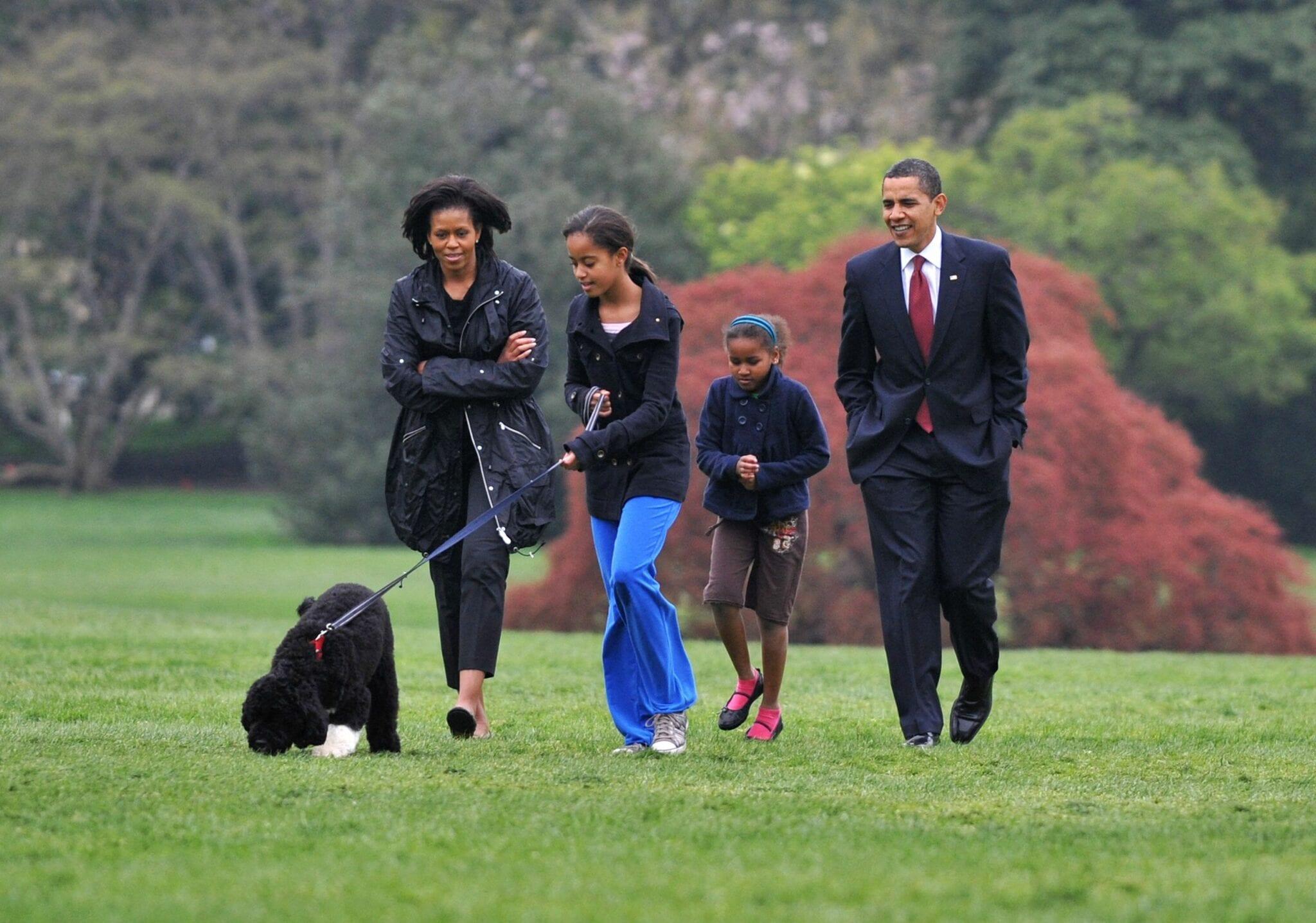 La famille Obama en deuil après la disparition de leur « meilleur ami »