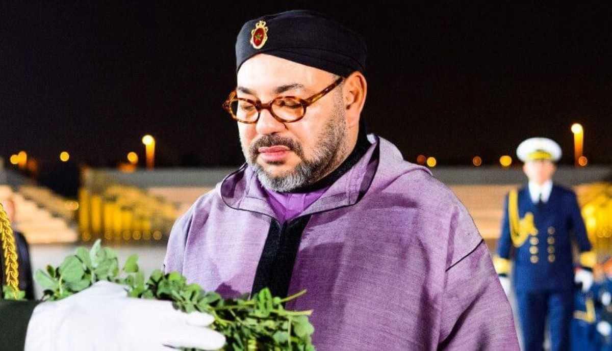 Le Roi Mohammed Vi Pleure L'acteur Hammadi Ammor